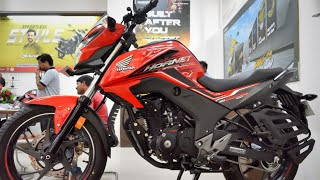 Honda CB Hornet 160R - ABS Standard | Honest Review | Mileage | Specs | Price