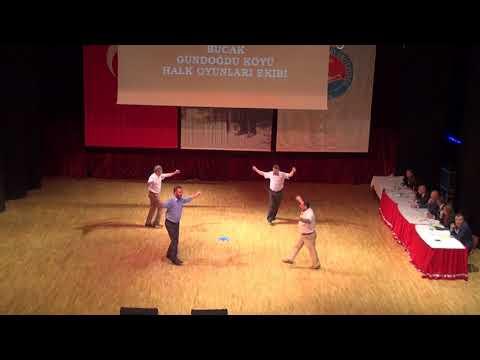 Bucak Gündoğdu Köyü Burdur 40 Yaş Üstü Halk Oyunları Yarışması