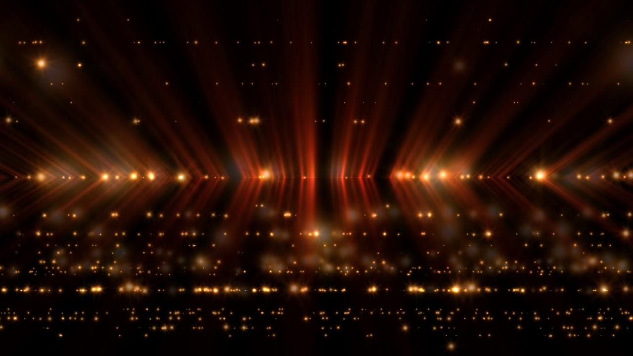 4K Dark Orange Glitter Rays #AAVFX FREE Moving Background ...