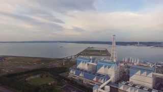 碧南火力発電所