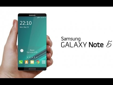 Samsung Galaxy Note 5 Release date, price, specs & features 2015