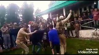 Bhaderwahi Dhol || Bhaderwahi Dance || Police Dance