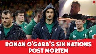 Ronan O'Gara | Sexton dip, Six Nations issues, Ireland lack leaders? RWC hopes |