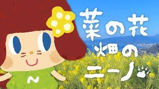 「菜の花畑のニーノ」〜二宮町においでよ!〜(新バージョン)