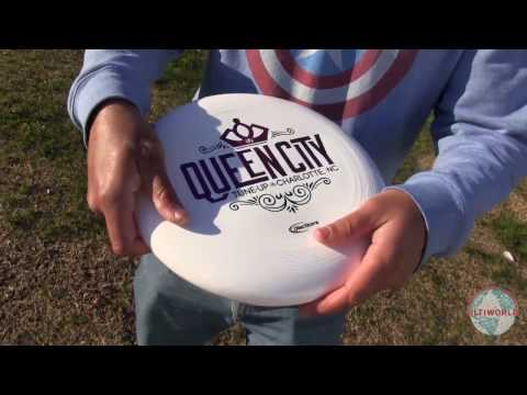 Ultimate Frisbee Trick Throw: The Corker