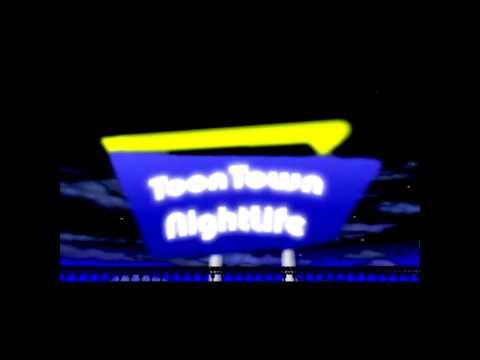 Toontown Nightlife - Minnie's Melodyland Playground