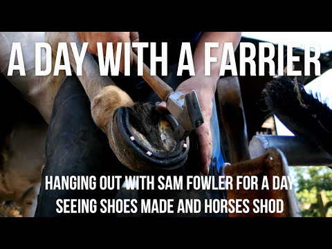 A Day with a Farrier