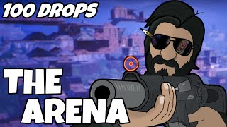 100 Drops - [The Arena]