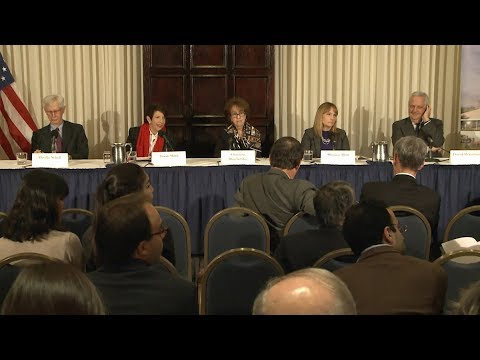 Course Correction: Toward an Effective and Sustainable China Policy (Washington, D.C. Launch)