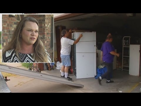 Woman Says Home Was Damaged By Squatters While She Was On Vacation