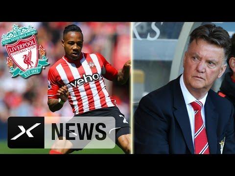 FC Liverpool Holt Nathaniel Clyne, Louis Van Gaal Sucht Weiter | Manchester United
