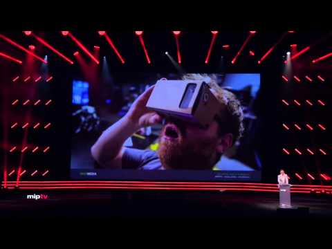 Virtual Reality Experience Showcase - MIPTV 2016
