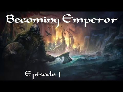 Crusader Kings 2 | Monks and Mystics | Becoming Emperor| Ep. 1