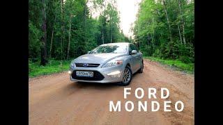 Какой он - бизнес класс за 500 тыс. руб.?    Обзор Ford Mondeo 4 рестайлинг.