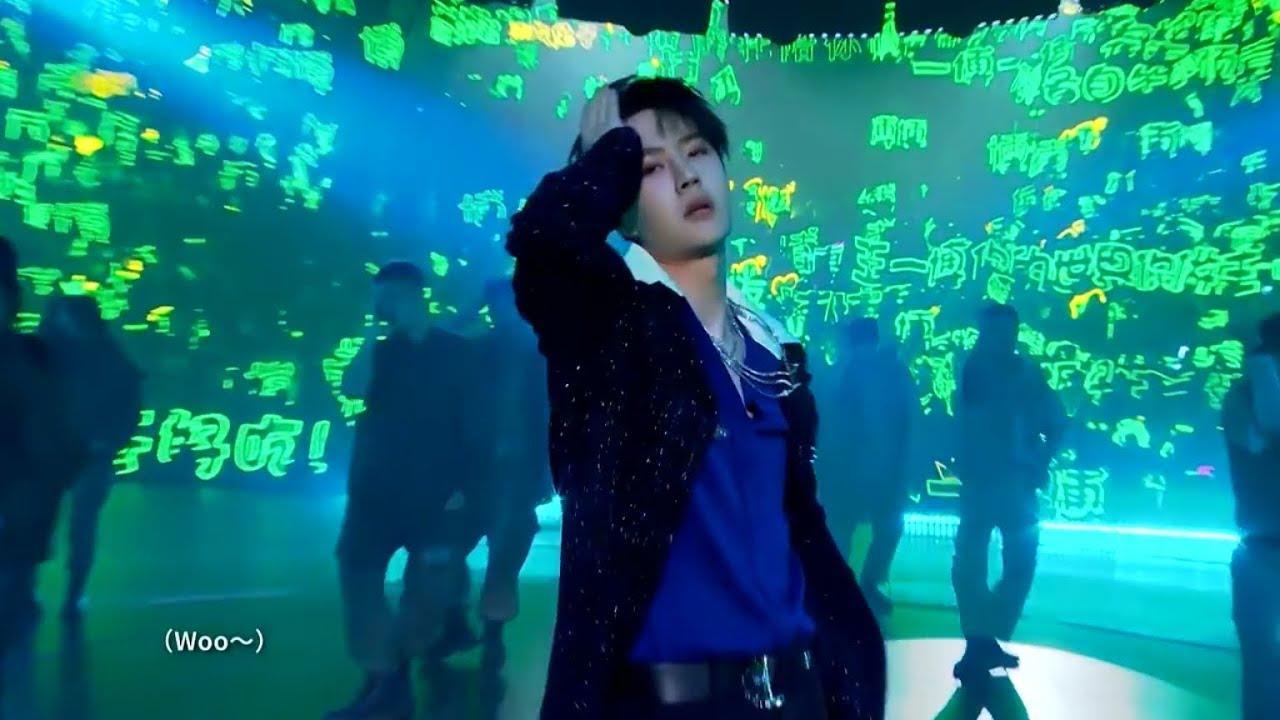 210717   งานครบรอบ 12ปี YH Family Concert Wang Yibo -《无感》Live Performance