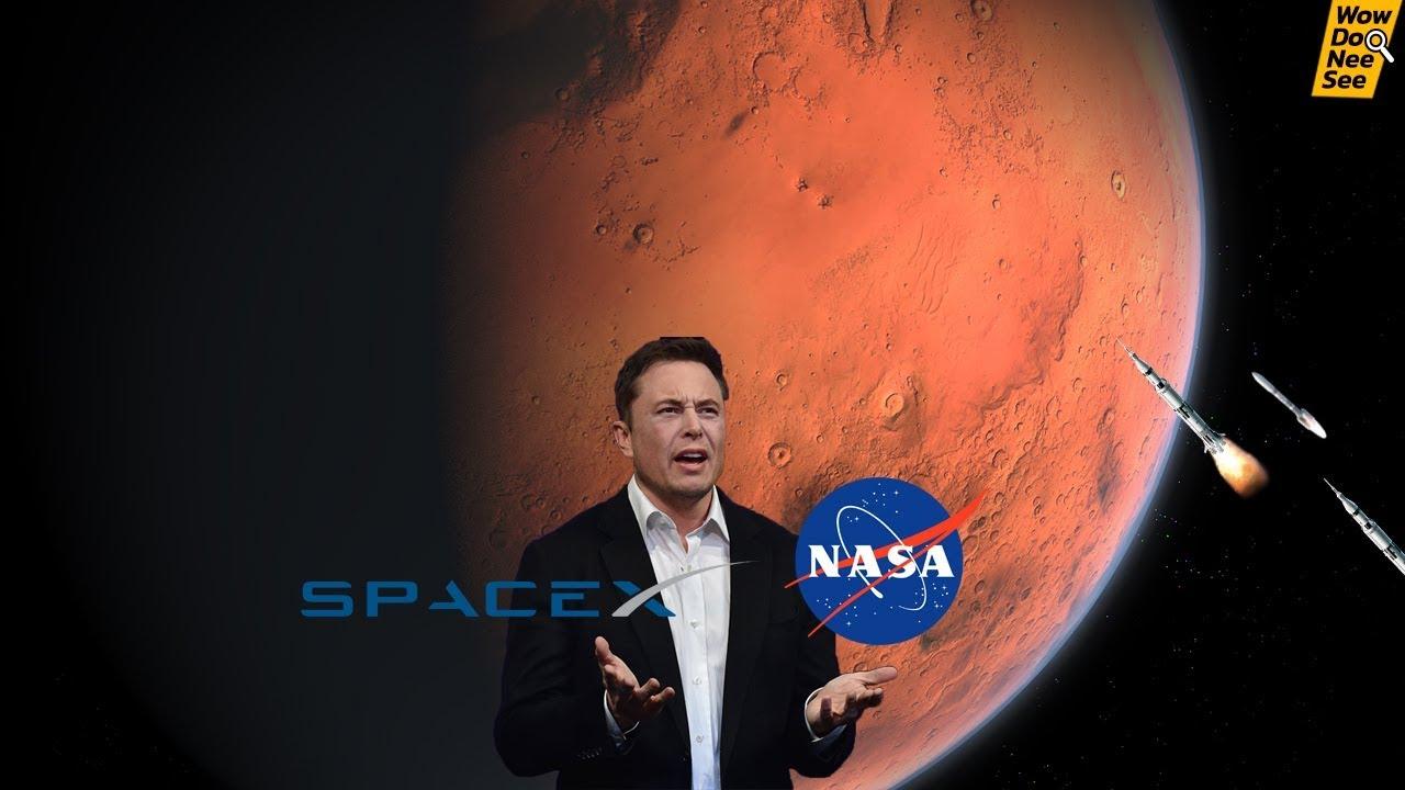 3 เรื่องใหญ่ ในการย้ายคนไปอยู่ดาวอังคาร !! ( เทพพระเจ้า Elon musk )