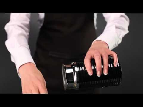 капучинатор nespresso - YouTube