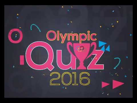 OLYMPIC QUIZ EPISODE 1, RIO OLYMPICS 2016, DD SPORTS
