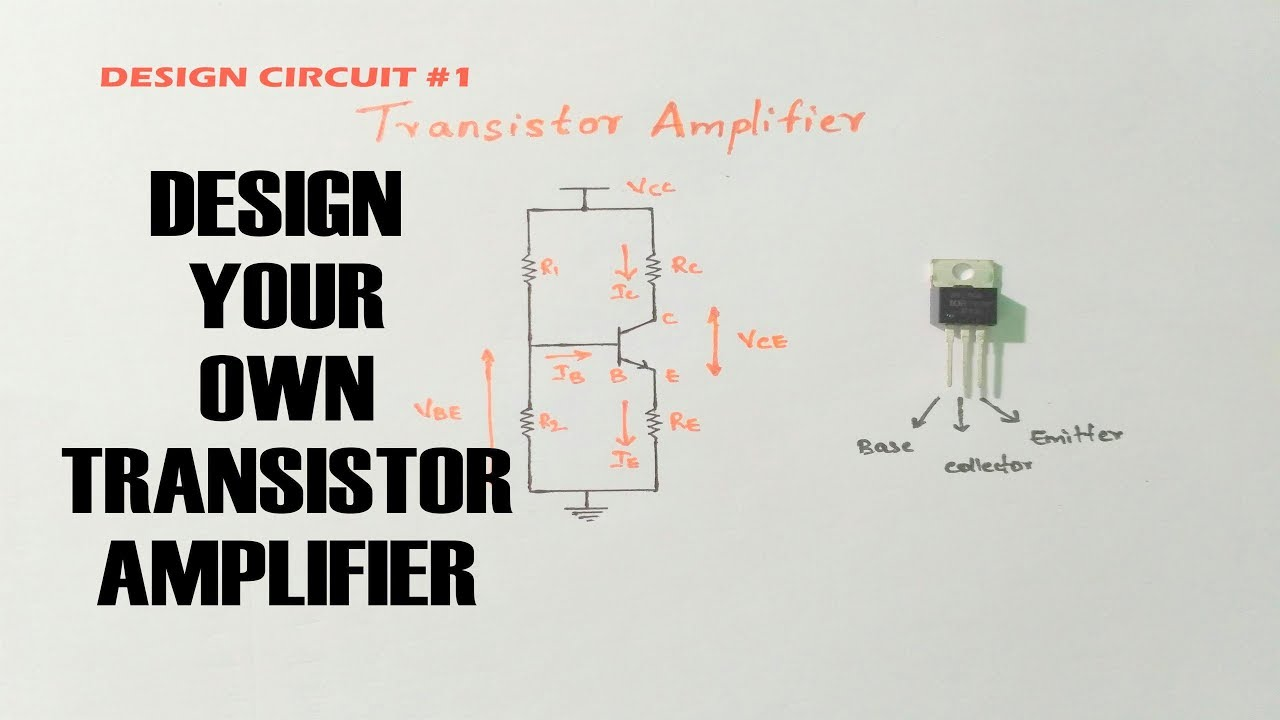 Junez Riyaz Shaik Influences 27k People This Is A Simple Audio Preamplifier Circuit Using Single Transistor Design Your Own Amplifier