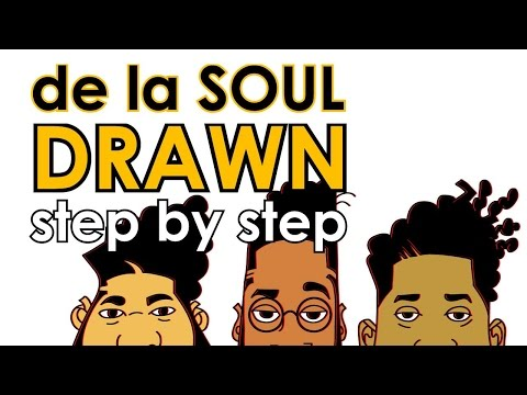 De La Soul's Drawn - Step by Step