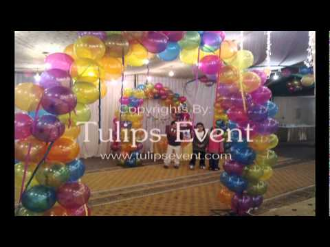best thematic birthday party decoration services in lahore pakistan