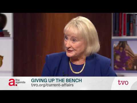 Giving Up the Bench