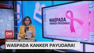 Menderita Kanker Payudara Stadium Tiga, Renita Tergolek Lemah - Cumicam 06 April 2017.