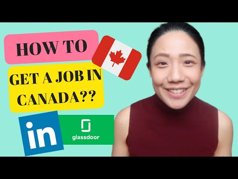 How To Find A Job In Canada In One Month?