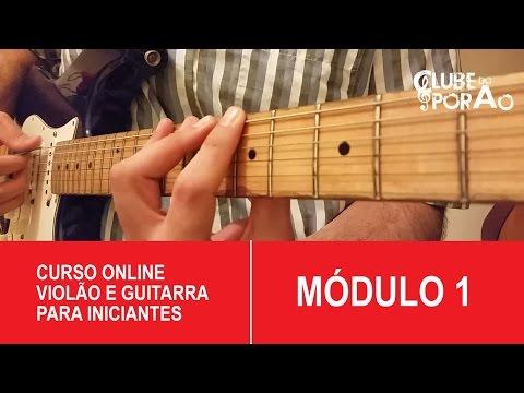 Curso online gratuito de violão e guitarra para iniciantes de YouTube · Duração:  10 minutos 38 segundos