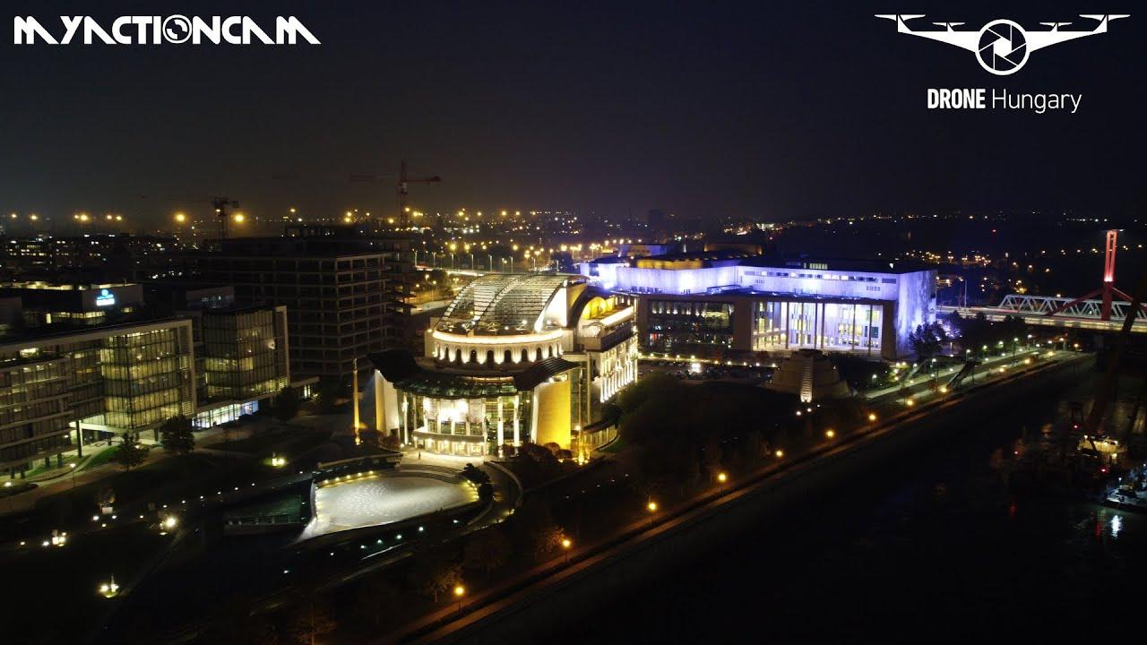 DJI Mini 2 Budapesten - Drone Hungary - Drón teszt