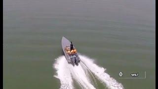 vuclip Iran Pash co. Biggest integrated PolyEthylene speed boat ايران پاش بزرگترين قايق پلي اتيلن يكپارچه