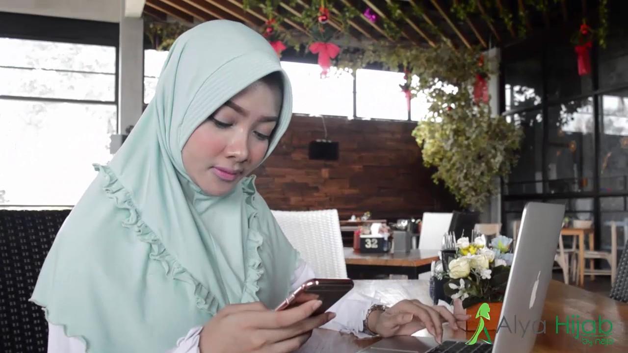 Jilbab Terbaru 2017 Bergo Naura Youtube