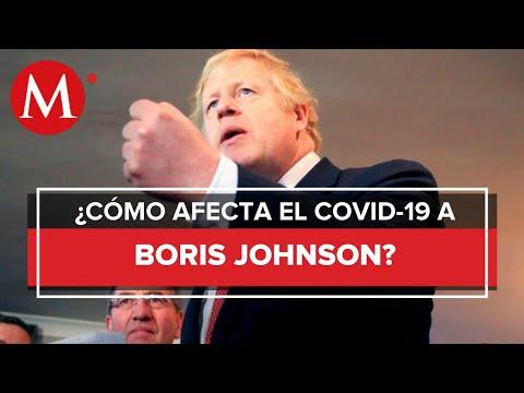 Boris Johnson es ingresado en cuidados intensivos por covid-19