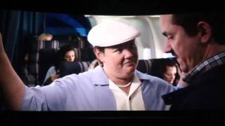 Bridesmaids Airplane Scene