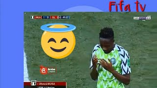 Nigeria vs Iceland 2-0 All Goals & Highlights Extended 2018 HD