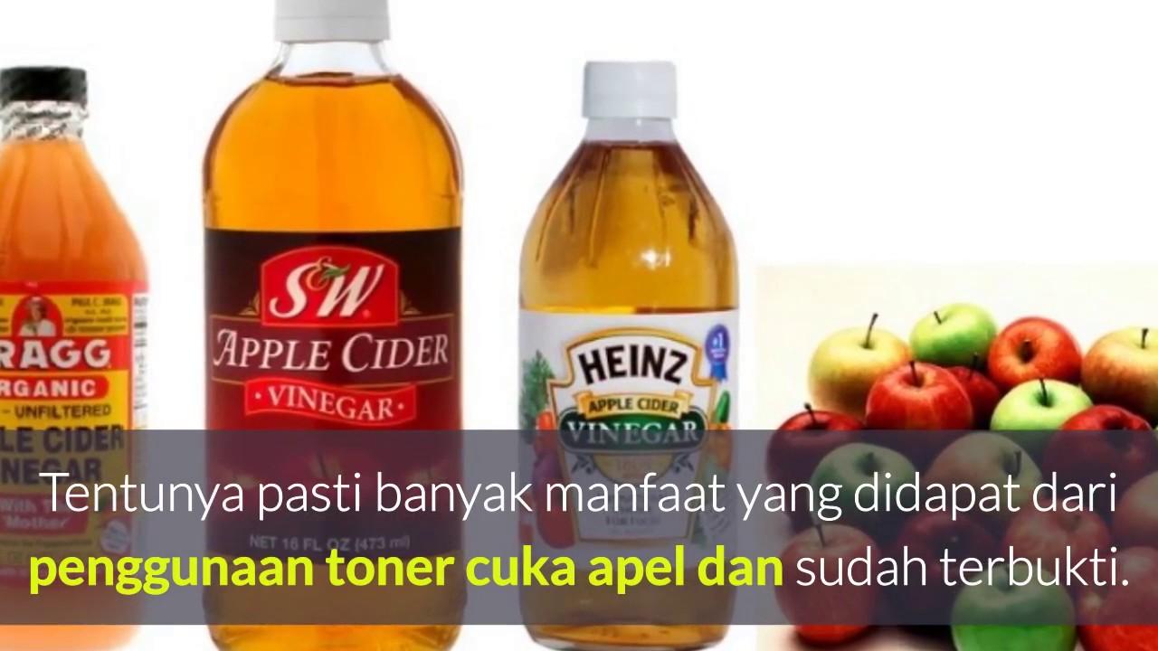 3 Manfaat Cuka Apel Untuk Wajah Bebas Jerawat Noda Hitam Dan Penuaan Dini