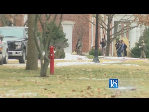 Students and staff react to Wabash College lock down