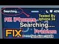 - All IPhone Devices Searching Network Problem Fixed 2019