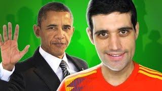 Obama em SÉRIE DE TV, Battlegrounds bate mais RECORDES e Pantera Negra 2