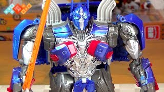 Трансформеры 5: последний рыцарь - Оптимус Прайм -  Hasbro Transformers 5 - Optimus Prime Knight