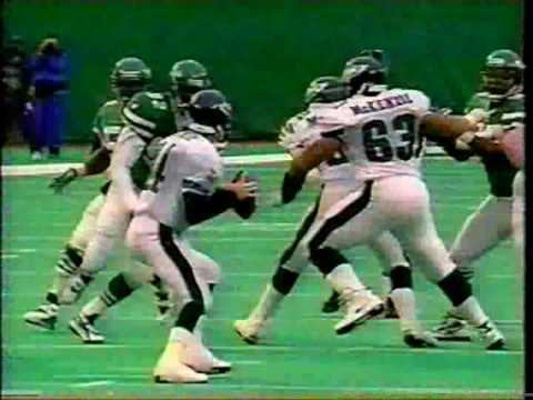 1996 Eagles at New York Jets clip7