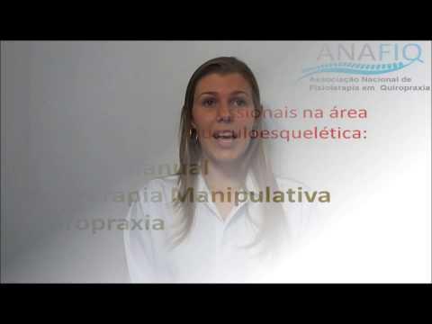 ANAFIQ Apresentação da Entidade www.quiropraxiabrasil.org