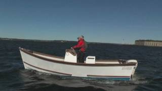 Testing the Allied Boat Works RB-19
