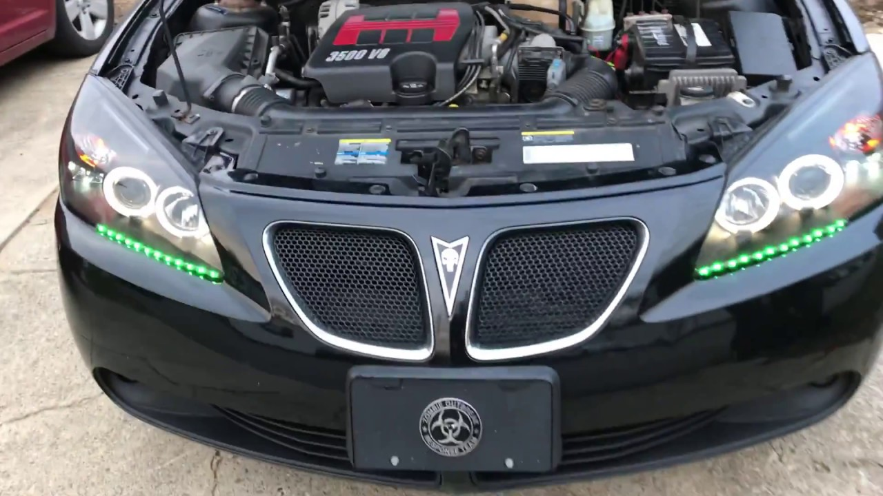 Headlight Accents Pontiac G6
