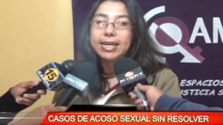 CASOS DE ACOSO SEXUAL SIN RESOLVER