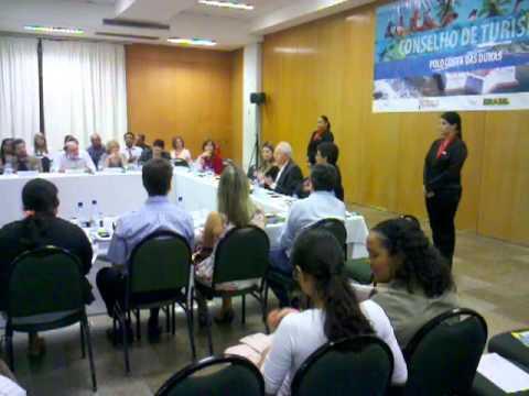 José Maria Vilar mostrando o real papel dos consel...