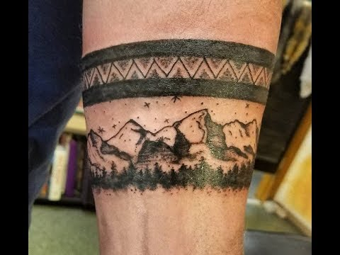 Armband Tattoos - Best Armband Tattoo Design Ideas