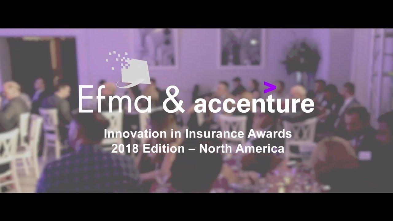 Efma-Accenture Innovation in Insurance Awards