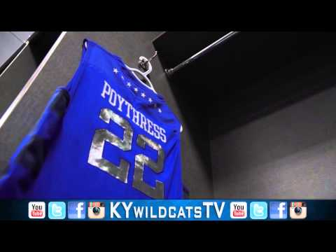 Kentucky Wildcats TV: Kentucky Hyper Elite Uniforms