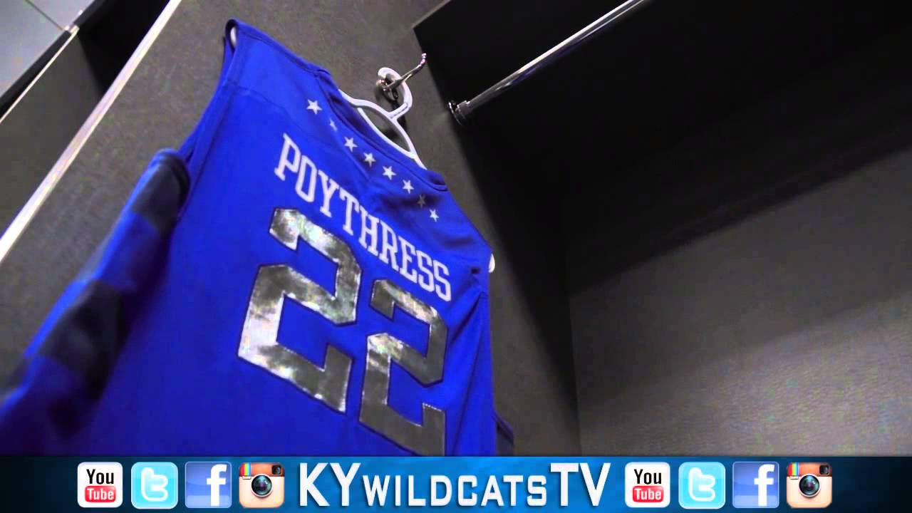 official photos 8d569 32e78 Kentucky Wildcats TV: Kentucky Hyper Elite Uniforms